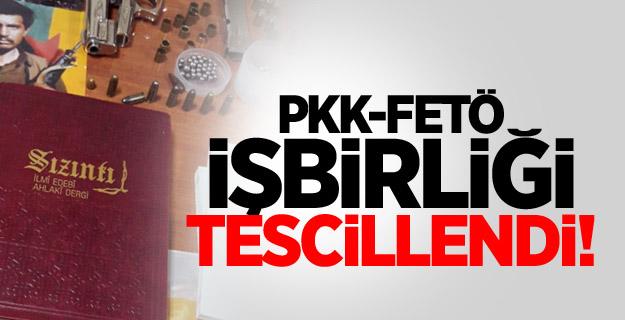 PKK-FETÖ işbirliği tescillendi!
