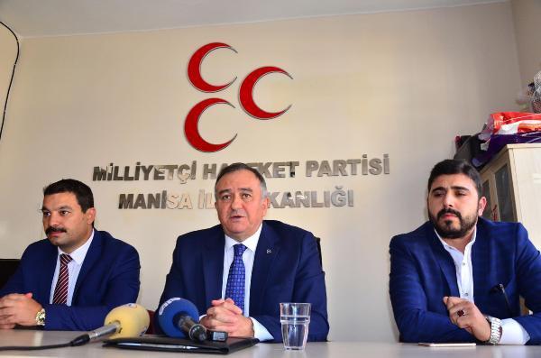 MHP'li Akçay: İstifalar Hayırlı Olmuştur