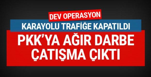 PKK'ya darbe!...