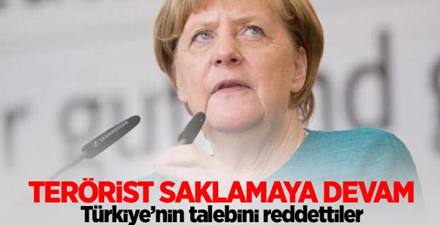 Almanya Türkiye'nin 'FETÖ' talebini reddetti.