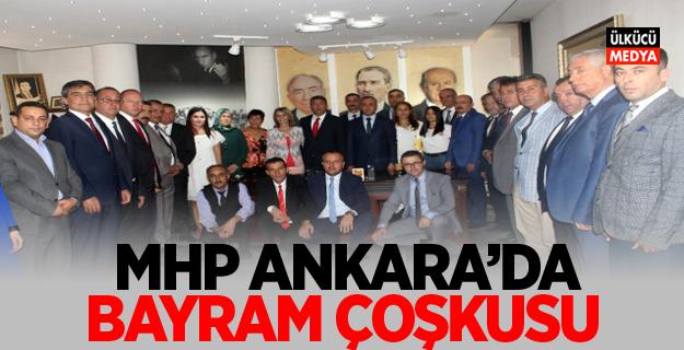 MHP Ankara'da bayram coşkusu