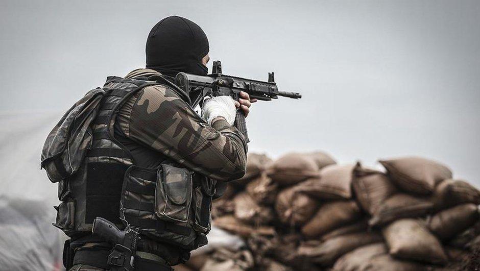 Şırnak'ta sıcak çatışma! Teröristleri JÖH çarptı