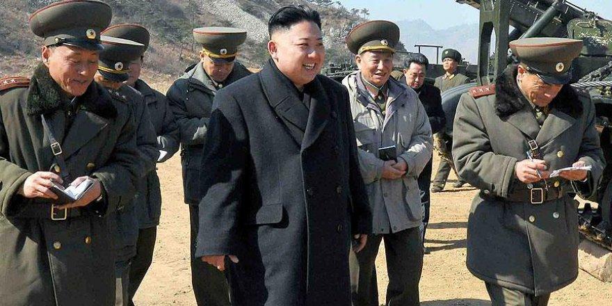 Kuzey Kore'ye sürpriz destek!