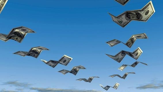 Türkiye milyonlarca dolar kaybında yüzde 500 artışla ilk sırada yer aldı.
