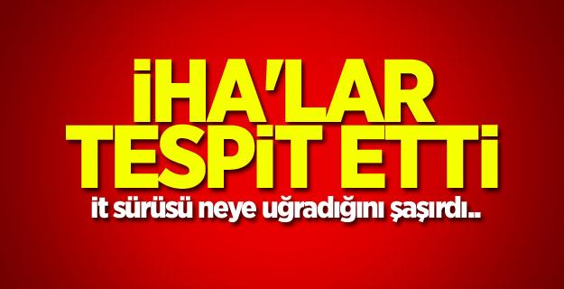 İHA'lar tespit etti: PKK'ya büyük şok!