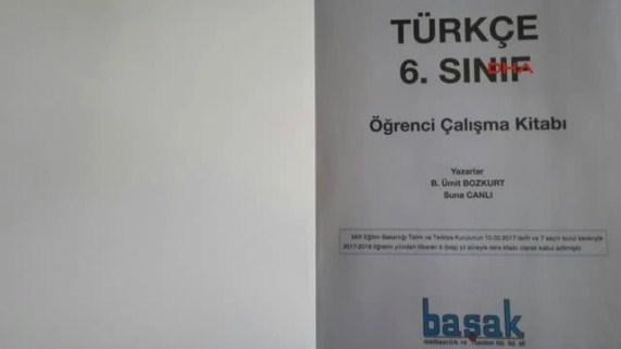 Türkçe Dersi Öğrenci Çalışma Kitabı'nda 'Kutup Ayılı' Karikatüre Tepki