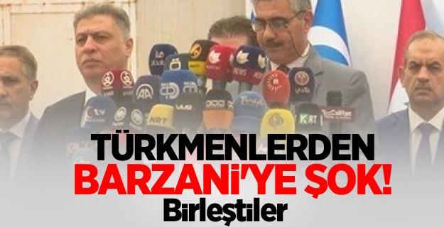IRAK'ta 7 Türkmen partisi, referandumu boykot etme kararı aldı.