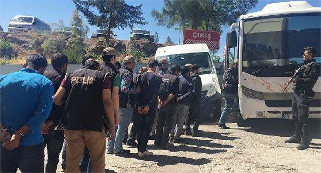 Şanlıurfa'da Pkk Operasyonu: 7 Tutuklama