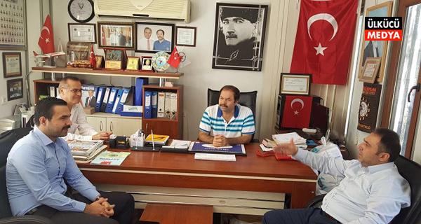 MHP Antalya ziyaretlerine devam ediyor