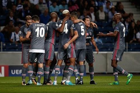 Porto: 1 - Beşiktaş: 3