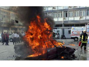 İtfaiye Erlerinin Tatbikatı Belediye Başkanını Kızdırdı
