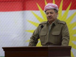 Barzani sonunda bunu da yaptı...