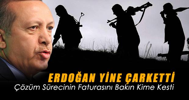 Erdoğan Çözüm Sürecinin Faturasını 'Talimat Verdik' Dediği Valilere Kesti