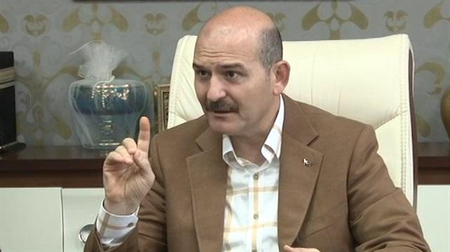 Süleyman Soylu'dan çok sert 'istifa' açıklaması!