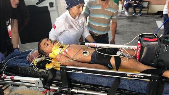 VAHŞET: 5 Yaşındaki Çocuk Boynu Kesilmiş Halde Bulundu