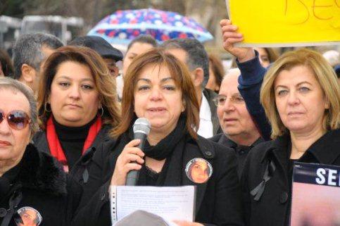 Kaçırılan Kadın Dernek Başkanı, Dövülüp Taksiyle Hastaneye Gönderildi