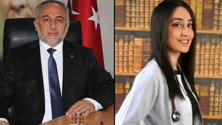 Kadın Doktoru Tehdit Etmişti...AKP'li Başkan İçin Karar