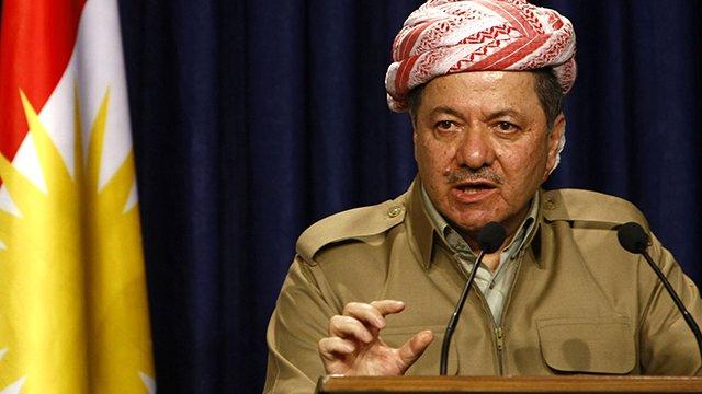 Barzani'den flaş açıklama: Masaya oturacağız