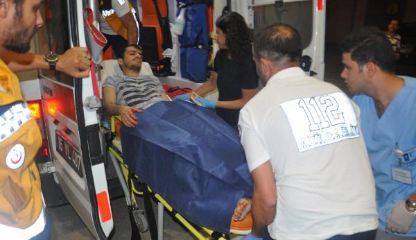 Suriyeliler Yine olay çıkardı yaralılar var