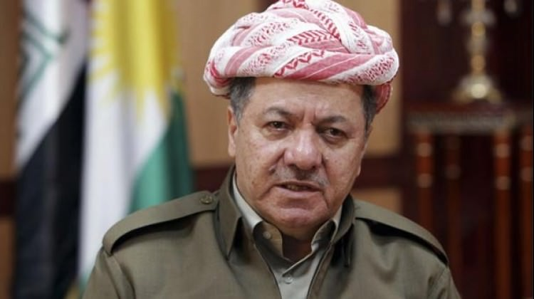 Barzani'den flaş karar: Erteledi!
