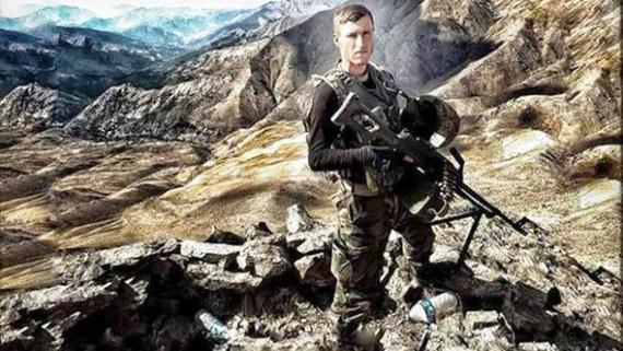 Sözleşmeli Er Olan Sercan Fidan, 6'ncı Ayında Şehit Düştü