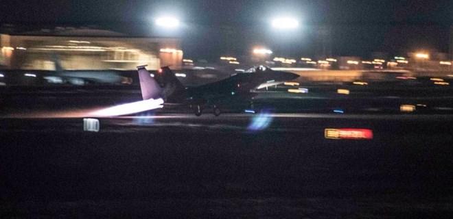 ABD savaş uçakları Kuzey Kore sınırında!