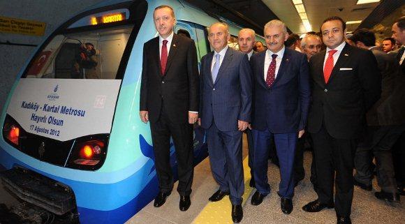 İstanbul Büyükşehir'e Başbakan Binali Yıldırım mı aday olacak...