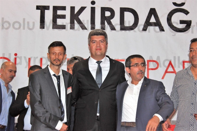 MHP Tekirdağ Kongresi yapıldı