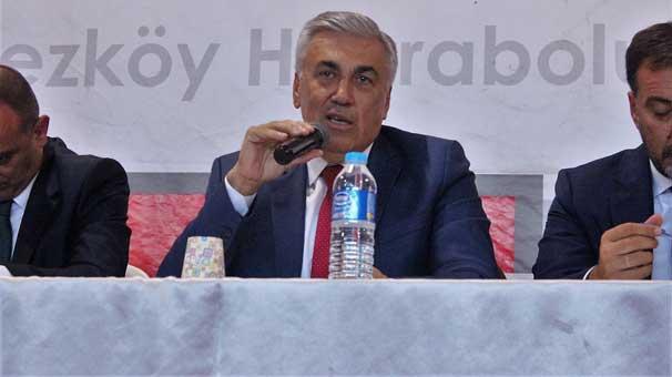 MHP'li Mehmet Günal: Çok çabuk unutuyoruz!
