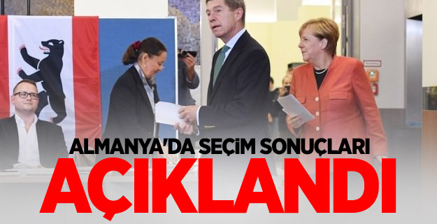 Almanya seçimini yaptı! Aşırı sağ patladı...
