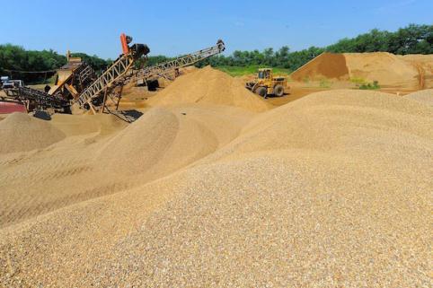 Dünyanın kum stoku hızla tükeniyor...