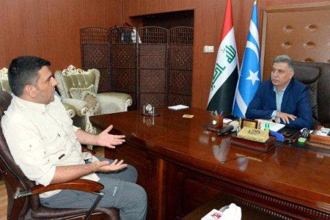 Irak Türkmen Cephesi Genel Başkanı Salihi: 15 Yıldır Bağırdık, Çağırdık