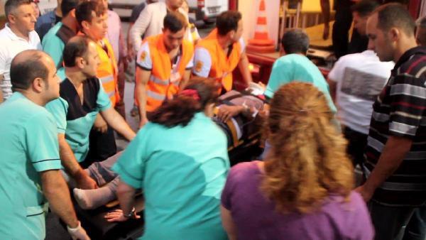 Muğla'da 2 Polis Yaralandı