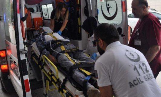 Kaynak Yaparken 5 Metre Yükseklikten Düşen 2 İşçiden Biri Öldü
