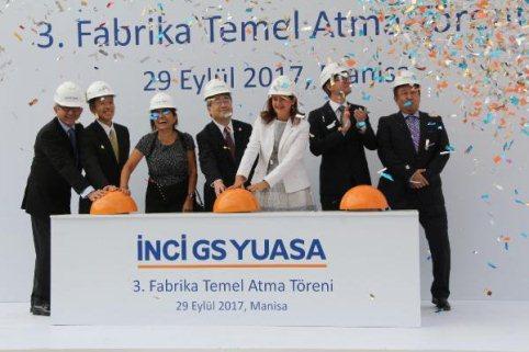 Türk-japon Ortaklığıyla 120 Milyon Liralık Akü Yatırımı
