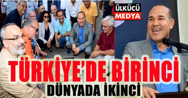Dünyada İkinci Türkiye'de Bir İlk: O da Adana'da