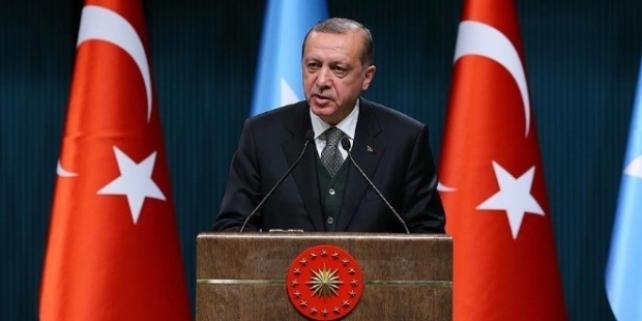 "Erdoğan: ""Barzani'nin MOSSAD'la geçmişi bir.."""
