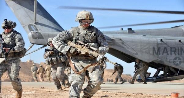 ABD, Erbil Mahmur'da askeri üs kurdu...