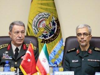 Genelkurmay Başkanı Orgeneral Hulusi Akar'dan  İran açıklaması...