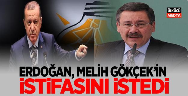 Cumhurbaşkanı Erdoğan: Melih Gökçek'in İsifasını İstedi