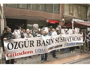 Turkey's Press Council Reacts Against Detainment Of 32 Journalists İn Turkey's Southeast