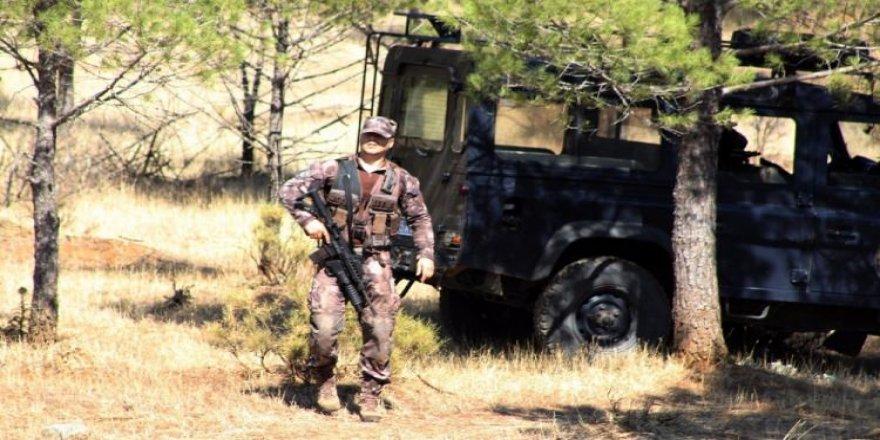 Muğla'da PKK'lılarla sıcak çatışma