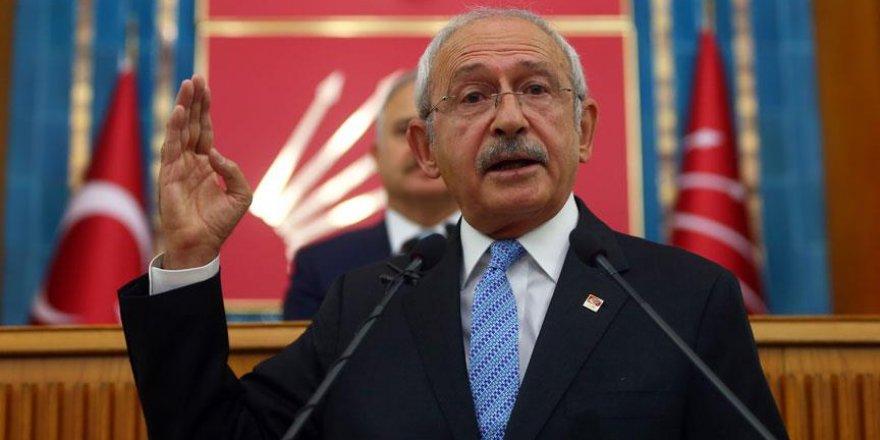 Kılıçdaroğlu, ABD kriziyle ilgili ilk kez konuştu!