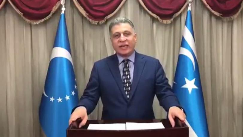 Türkmen Lider Erşat Salihi'den Türk Dünyasına Mesaj