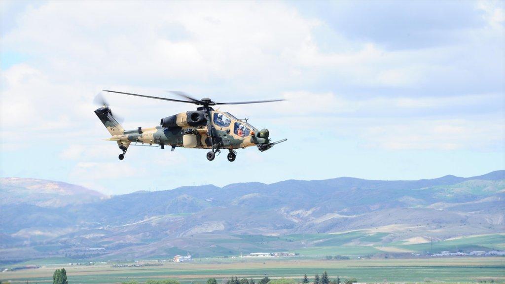 ATAK Helikopterin Milli Radar