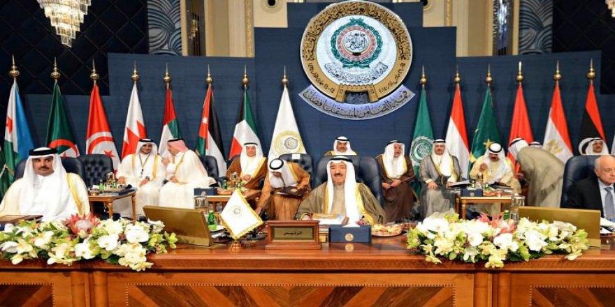 'Araplar bölünme tehlikesiyle karşı karşıya'