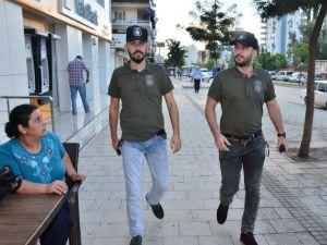 Adana'da Okulların Çevresinde Polis Denetimi