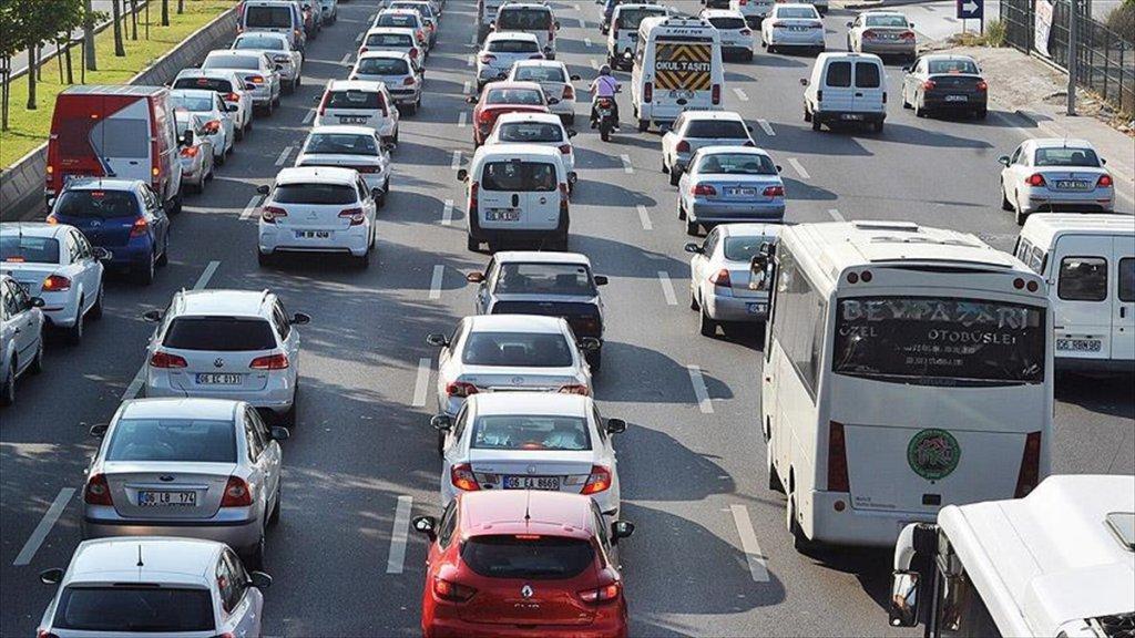 Başkentte pazar günü bazı yollar trafiğe kapatılacak