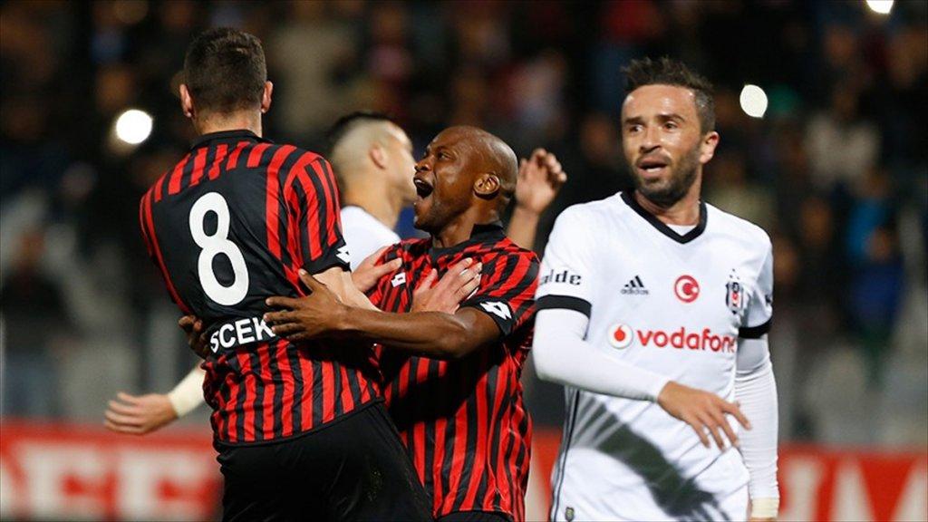 Beşiktaş, Ankara'dan eli boş döndü