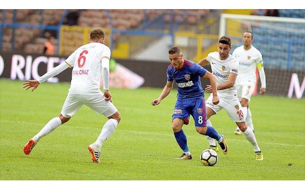 Karabükspor (1-0) Kayserispor